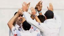 England in command on Day Two of Kolkata Test