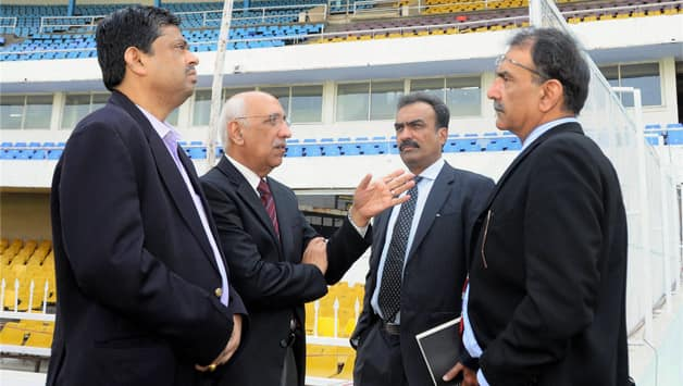 India vs Pakistan: PCB officials check security arrangements at Chennai stadium