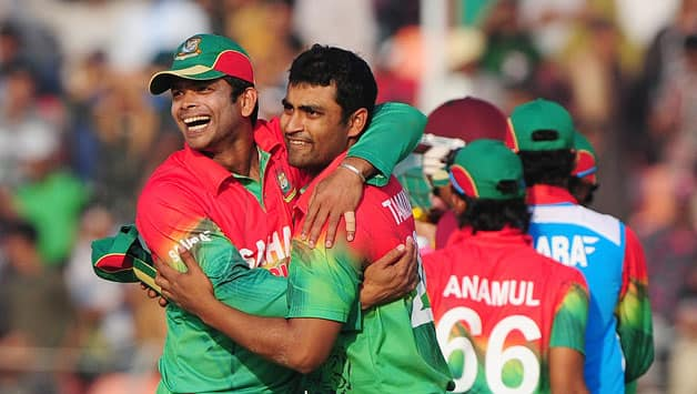 Bangladesh opt to field against West Indies in fourth ODI