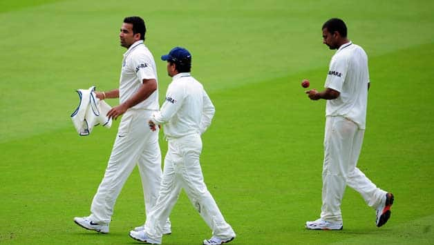 Zaheer Khan averages 39.50 with the ball, with a strike- rate of over 80 since the England tour