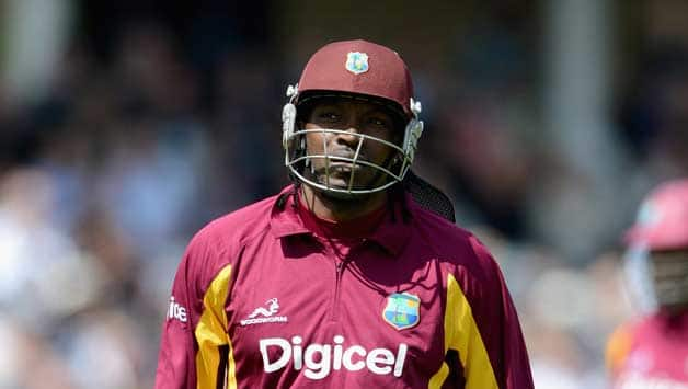 West Indies win toss, elect to bat first against West Indies in the one-off Twenty20 match