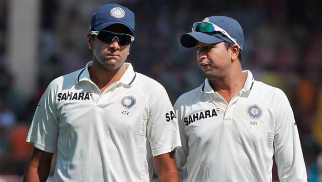 Ashwin, Ojha create an unprecedented feat of three consecutive twin bowling hundreds at home