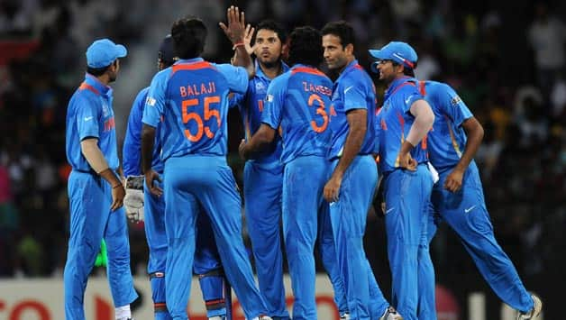 India placed at third spot in ICC Twent20 Rankings