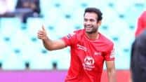 Irfan Pathan joins Narendra Modi in his election campaign