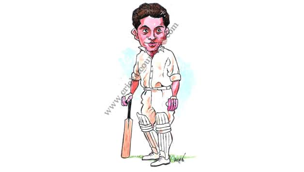 BB Nimbalkar – Highest Scorer In The History of First-Class Cricket In India