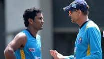 Rookie Dimuth Karunaratne to open for Sri Lanka in first Test against Australia
