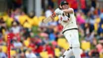 David Warner provides Australia steady start