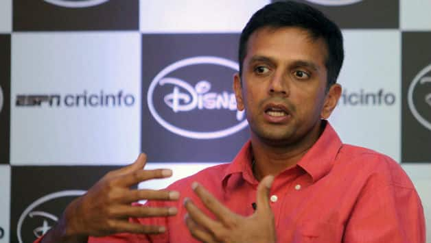 Rahul Dravid feels there is no