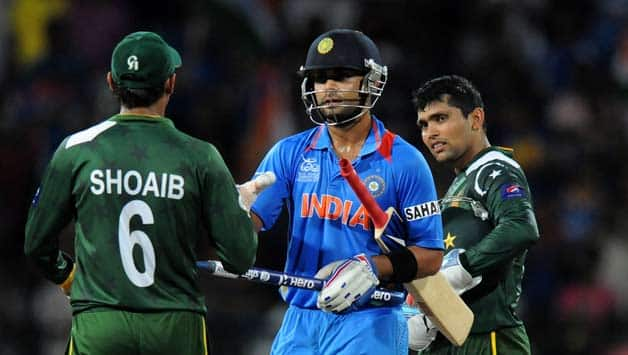 India vs Pakistan bilateral series 2012-13 schedule: Match time table with ground details