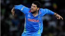 Yuvraj Singh's all-round performance guides India to victory against England in first T20 at Pune