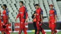 Highveld Lions take honours on opening day of South African Cricket Series