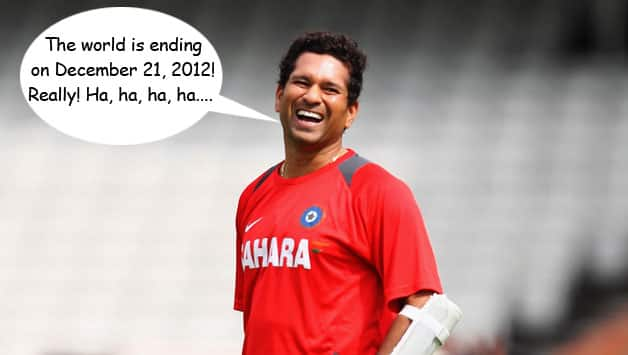 Mayan calendar and Sachin Tendulkar — a new revelation!