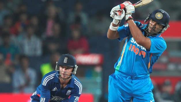 India vs England: second T20 at Mumbai - Live Cricket Score