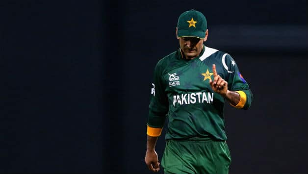 India vs Pakistan 2012: Mohammad Hafeez-led side arrive in New Delhi for cricket series