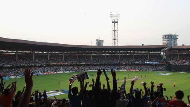 India-Pakistan clash at Chinnaswamy Stadium under heavy security