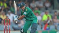 Faf du Plessis, Henry Davids score half-centuries, take South Africa to 165 for five in second T20 against New Zealand