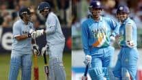 Tendulkar's opening partnerships with Ganguly and Sehwag among the best in ODI history