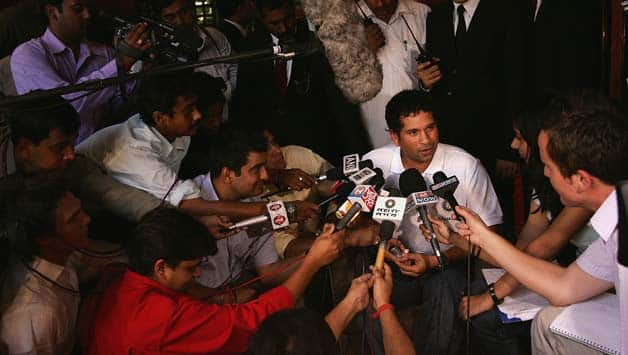 Was Sachin Tendulkar hounded into retirement because of media driven-perception?