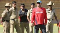 Tight security at Banglaore for first India-Pakistan T20