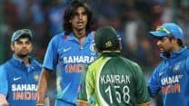 India vs Pakistan 2012: Ishant Sharma, Kamran Akmal fined for verbal spat during first T20