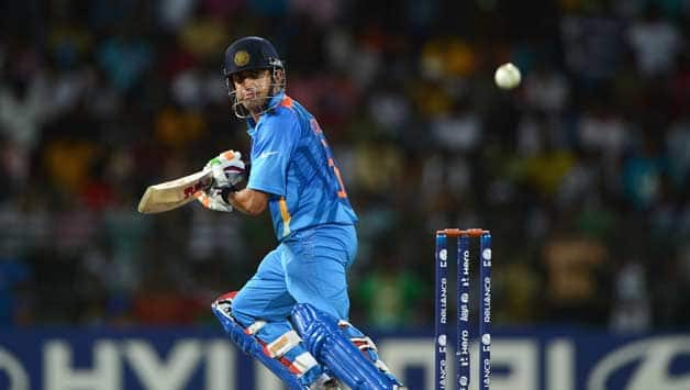 Gambhir puts rest of the Indian batting under pressure with poor strike-rate