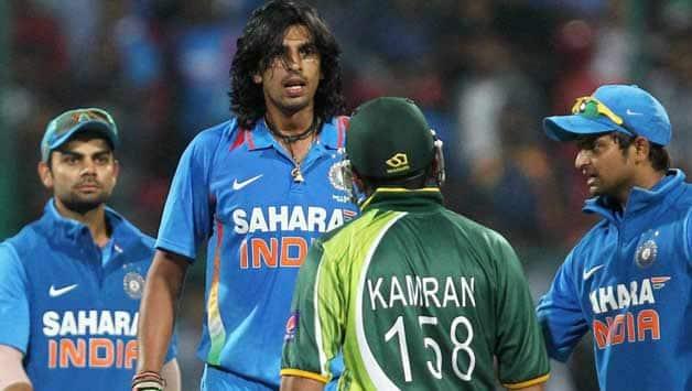 Indi vs Pakistan: Ishant Sharma-Kamran Akmal bury hatchet after verbal feud first T20