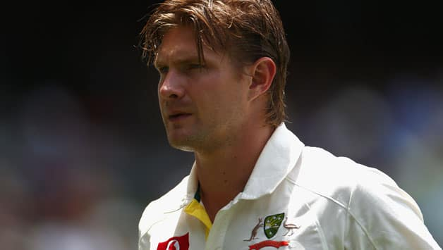 Shane Watson sustains calf injury during second Test against Sri Lanka