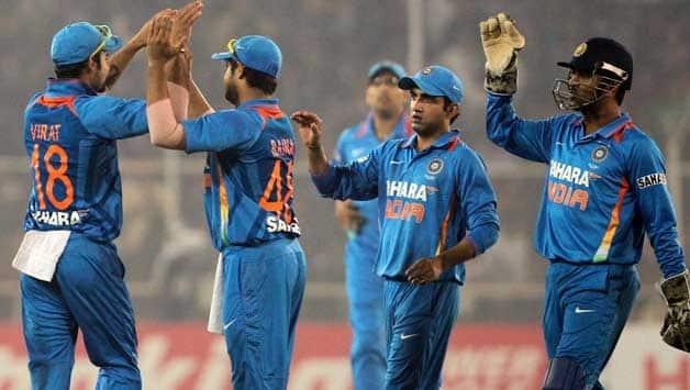India, Pakistan squads reach Kolkata for second ODI