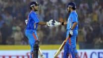 Gautam Gambhir is more aggressive while playing against Pakistan: Ajinkya Rahane