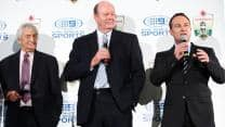"Tony Greig hailed as ""godfather of modern cricket"""