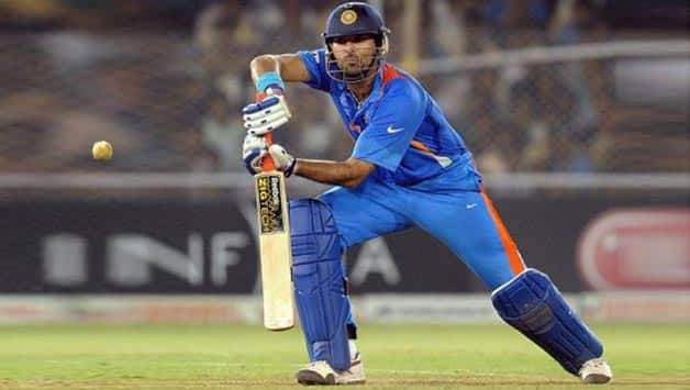 Yuvraj Singh's masterclass against world class bowlers like Ajmal and Gul was a sight to behold