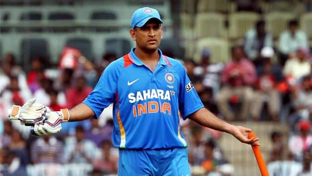 How the number 7 played a big part in Dhoni's innings against Pakistan in the Chennai ODI