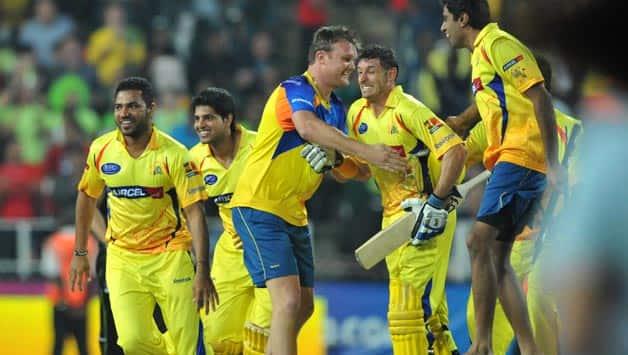 Chennai Super Kings to play against Pakistan!