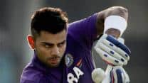 India vs Pakistan 2012-13: Virat Kohli fit for second ODI at Kolkata
