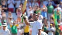South Africa dominate New Zealand on Day One of the first Test at Cape Town