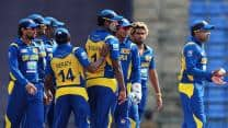Sri Lanka include four specialist spinners for limited overs series in Australia