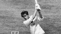 Mansur Ali Khan Pataudi carves out two epics under trying conditions with one good eye and one good leg!