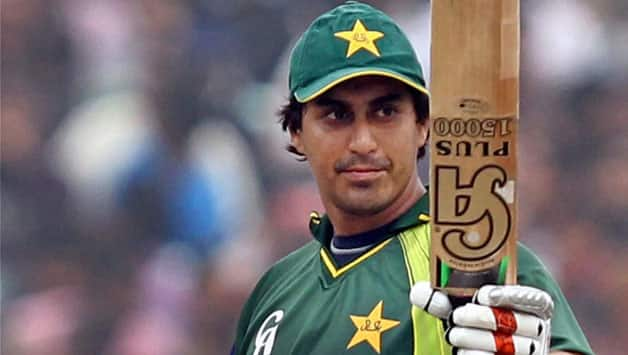 Nasir Jamshed: India's nemesis and promising hope for Pakistan cricket