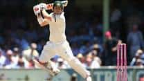 Warner, Hughes lead Australia to 127/1 against Sri Lanka at Lunch