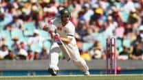 Matthew Wade helps Australia take slender lead against Sri Lanka on Day Two