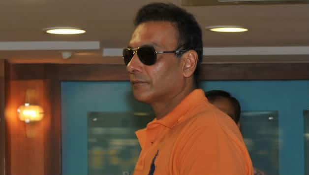 Ravi Shastri wants to open a