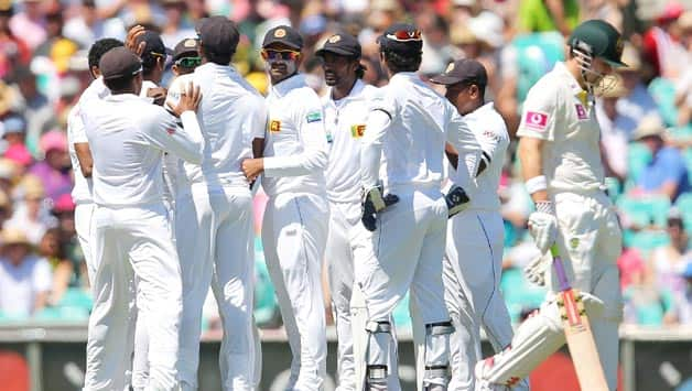 Sri Lanka sports minister mulling over tough decisions after drubbing Down Under