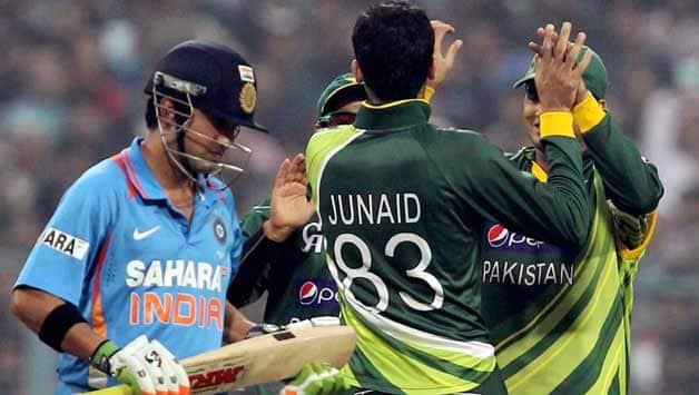 Wasim Akram's inputs on Indian batsmen s weaknesses helped, says Junaid Khan