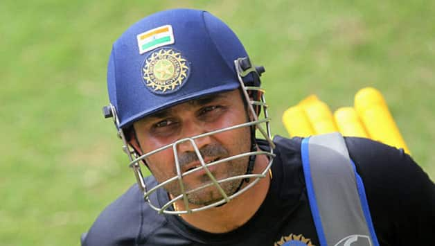 Out-of-favour Virender Sehwag to play Vijay Hazare Trophy