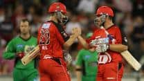 Melbourne Renegades to host first semi-final of Big Bash League