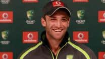 Phil Hughes upbeat ahead of ODI series against Sri Lanka