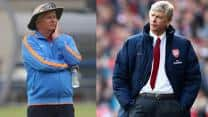 Are Duncan Fletcher and Arsene Wenger trapped in the same rocking boat?