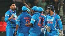 Live Cricket Score: India vs England 2013: First ODI at Rajkot
