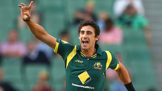Bailey, Starc guide Australia to victory against West Indies in second ODI