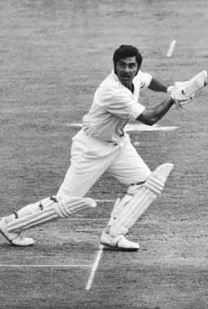 When Farokh Engineer tore into a famed West Indies attack and almost scored a hundred before lunch